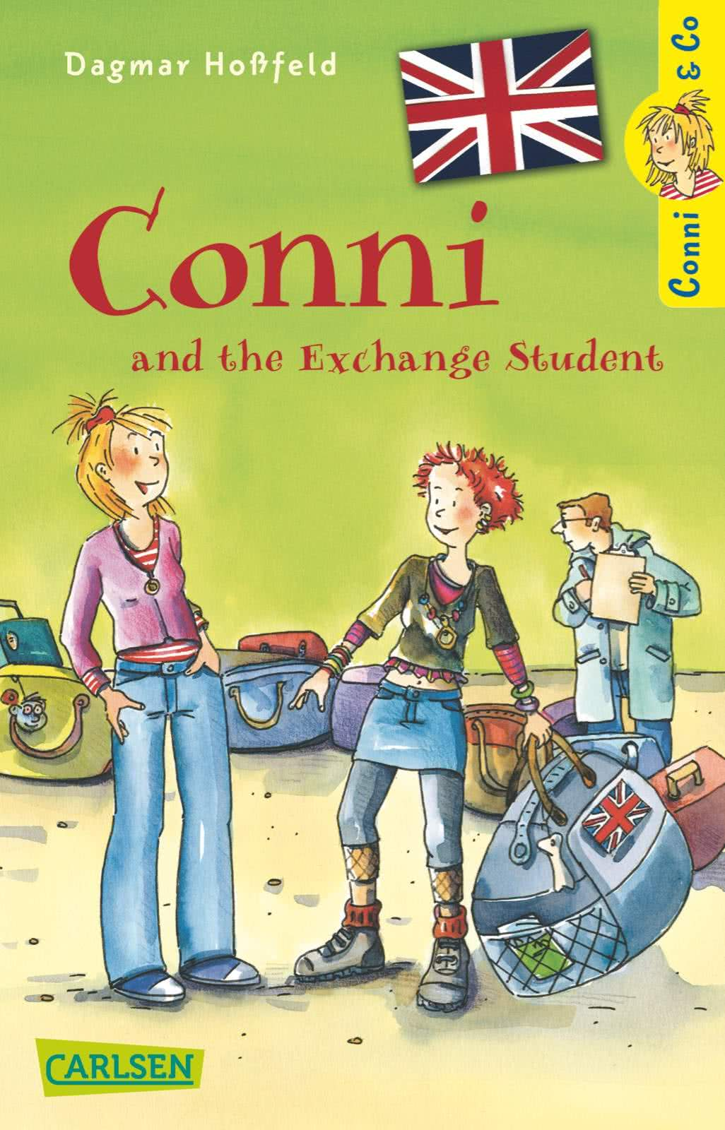 conni  co conni and the exchange student  carlsen