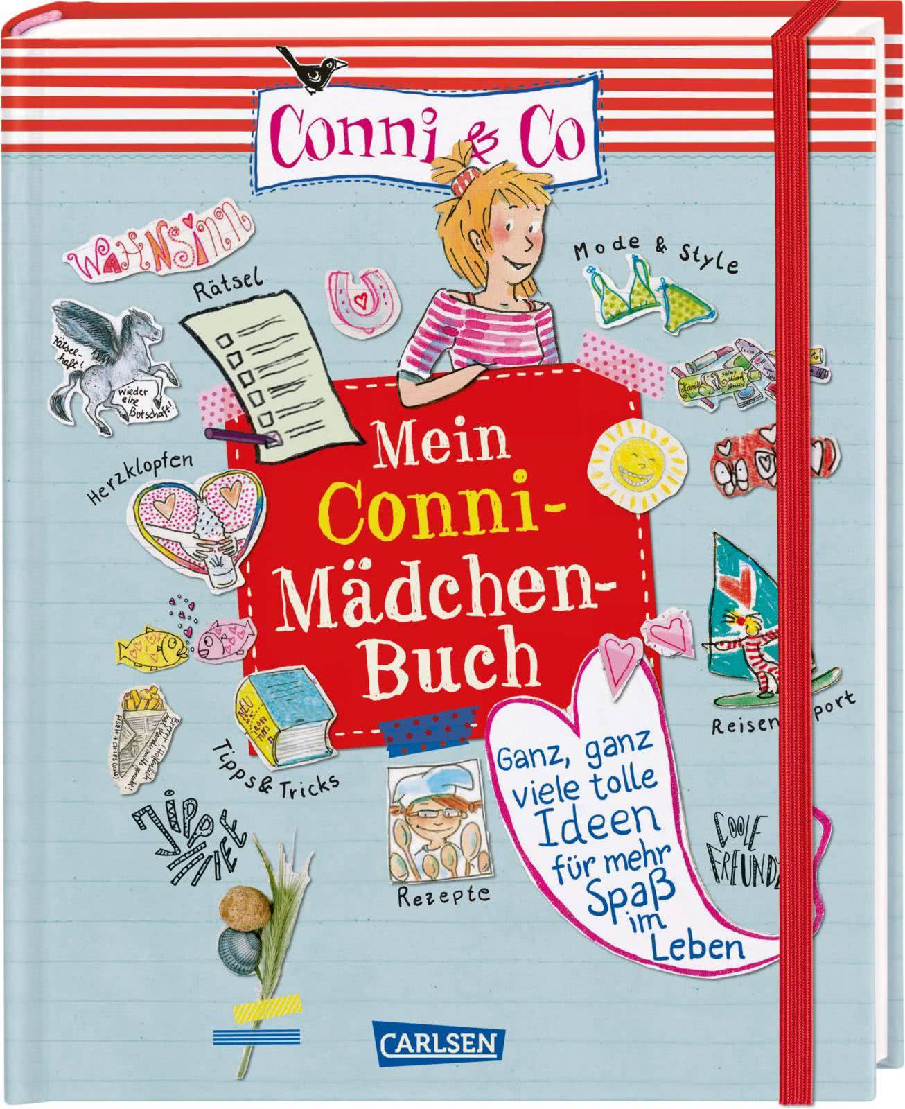 conni  co mein connimädchenbuch  carlsen