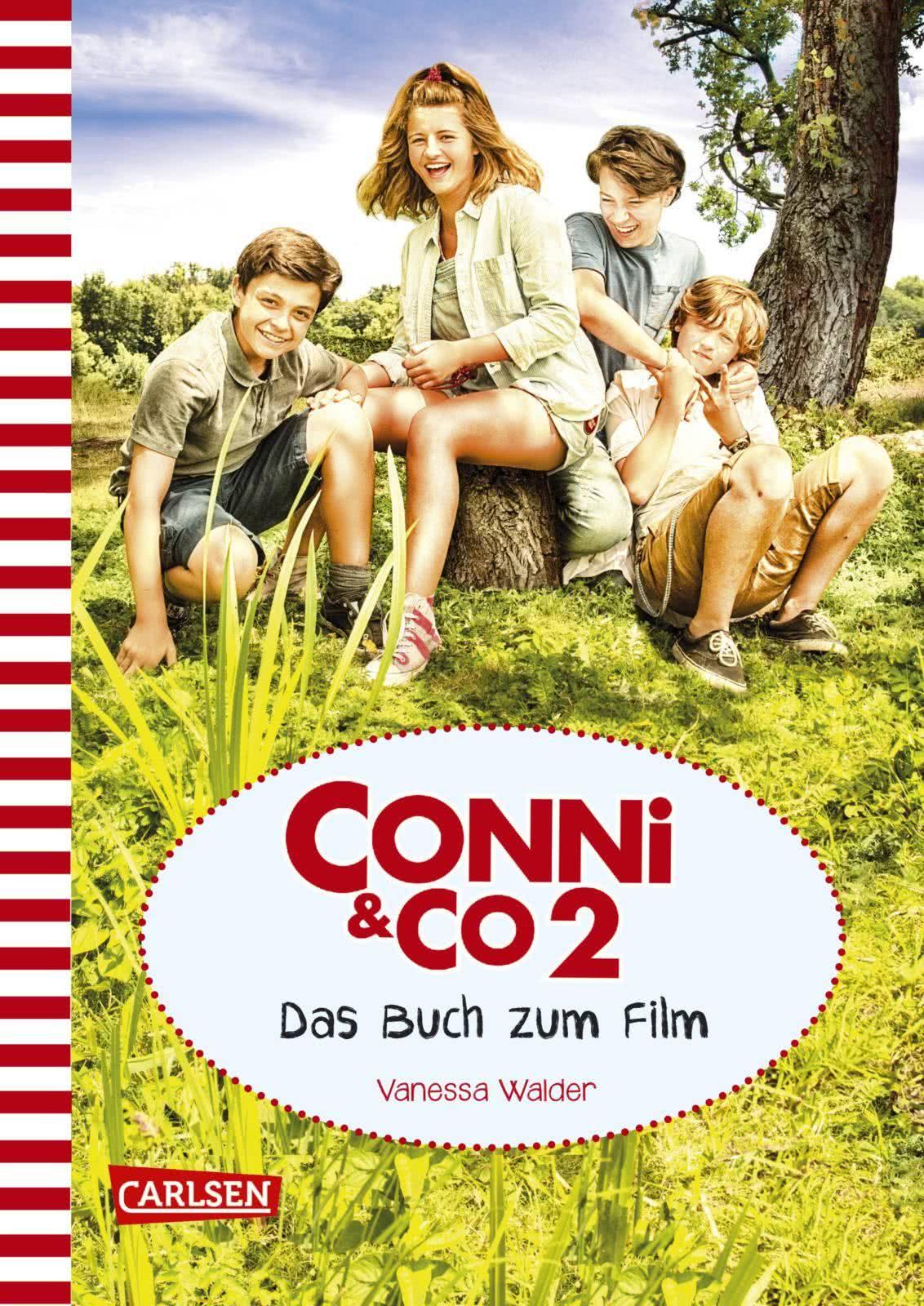 conni  co 2  das buch zum film ohne filmfotos  carlsen