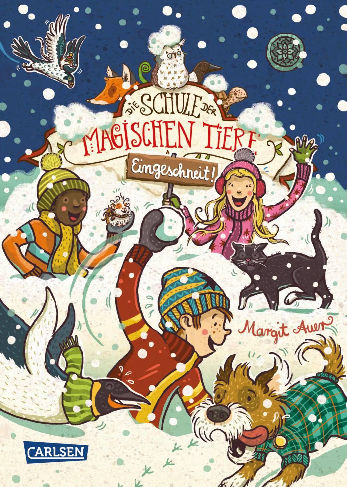 Die Schule der magischen Tiere Eingeschneit Ein Winterabenteuer ...