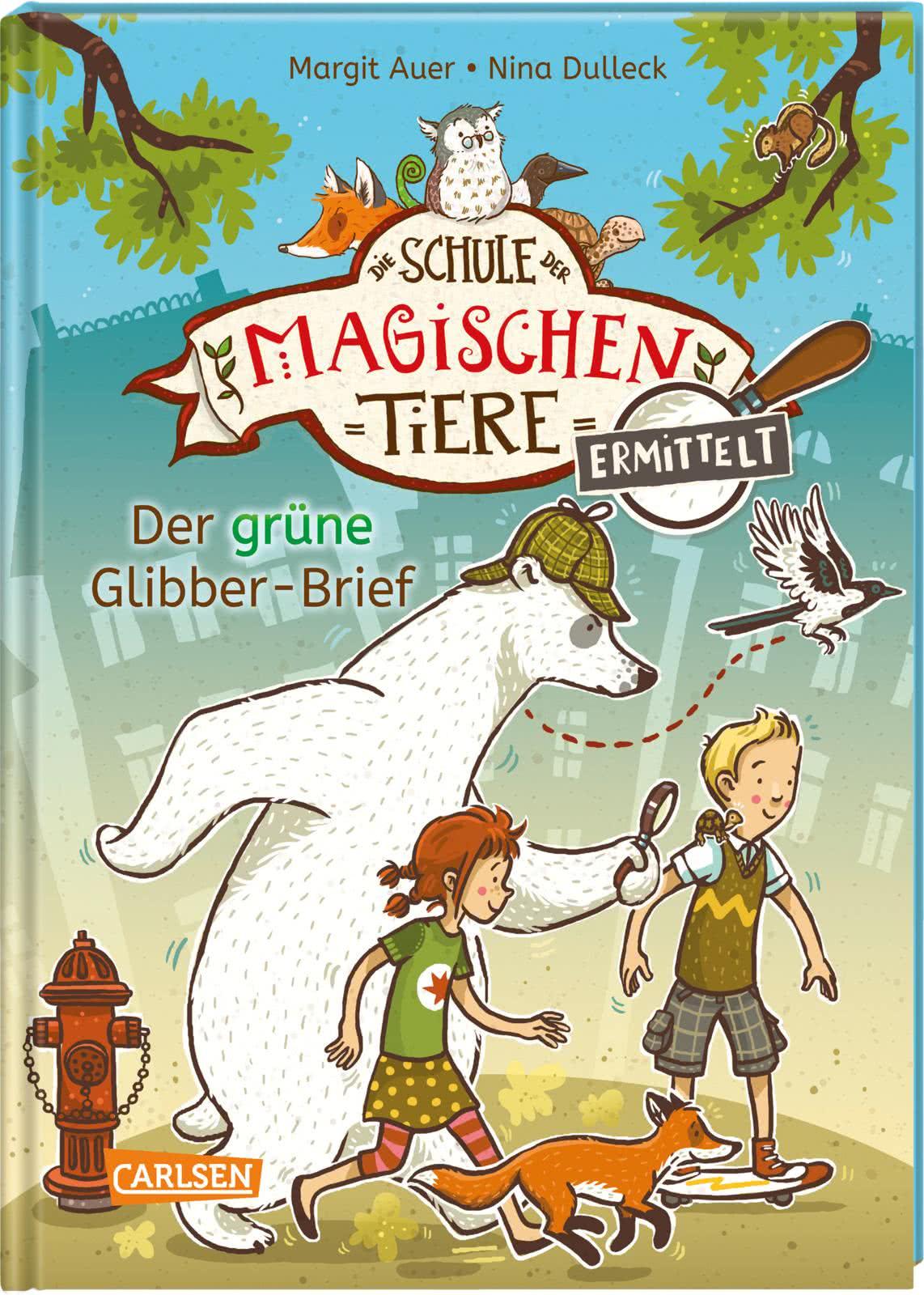 Schule Der Magischen Tiere Film