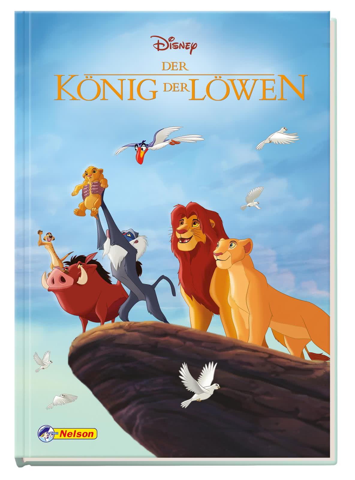 Disney: Der König der Löwen | Carlsen