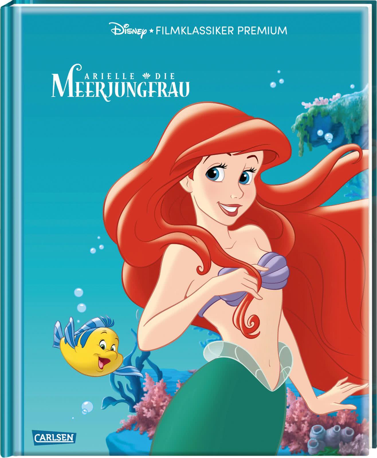 Disney - Filmklassiker Premium: Arielle - Die Meerjungfrau