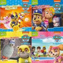 4er-Set Maxi-Mini 17: PAW Patrol