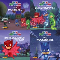 4er-Set Maxi-Mini 8: PJ Masks