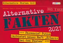 Alternative Fakten 2021: Tageskalender