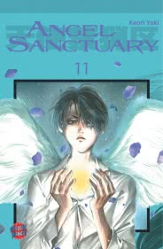 Angel Sanctuary 11