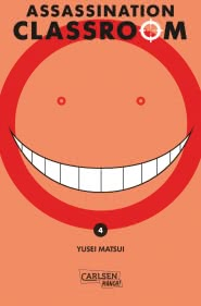 Assassination Classroom 4