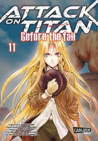 Attack on Titan - Before the Fall 11