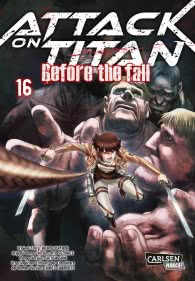 Attack on Titan - Before the Fall 16