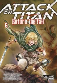 Attack on Titan - Before the Fall 6