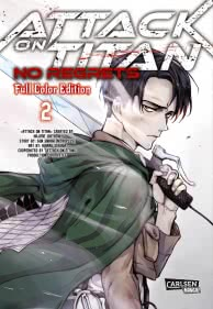 Attack On Titan - No Regrets Full Colour Edition 2
