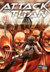 Attack on Titan 31
