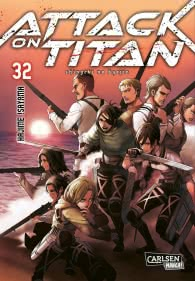 Attack on Titan 32