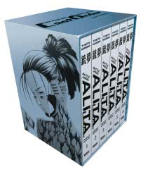 Battle Angel Alita - Last Order - Perfect Edition 1-6 im Schuber mit Extra