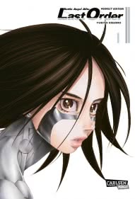 Battle Angel Alita - Last Order - Perfect Edition 1