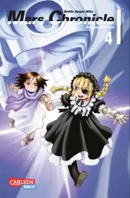 Battle Angel Alita - Mars Chronicle 4