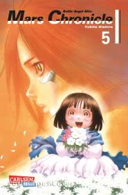 Battle Angel Alita - Mars Chronicle 5