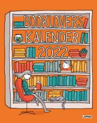 Booklovers Kalender 2022
