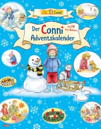 Conni Pixi Adventskalender 2021