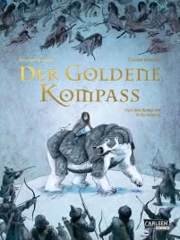 Der goldene Kompass - Die Graphic Novel zu His Dark Materials 1