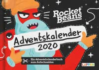 Der Rocket Beans Adventskalender 2020
