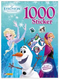 Disney Eiskönigin: 1000 Sticker