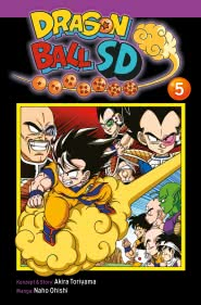Dragon Ball SD 5