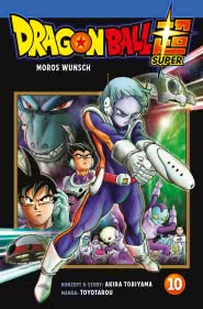 Dragon Ball Super 10