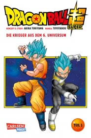 Dragon Ball Super, Teil 1