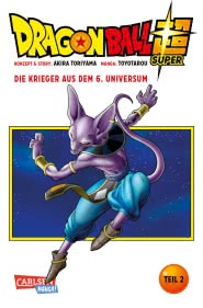 Dragon Ball Super, Teil 2