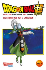 Dragon Ball Super, Teil 5