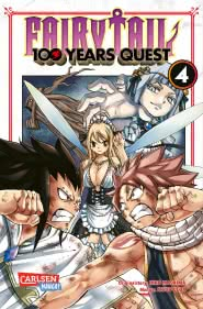 Fairy Tail – 100 Years Quest 4
