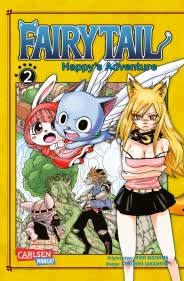 Fairy Tail – Happy's Adventure 2