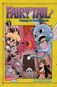 Fairy Tail – Happy's Adventure 3
