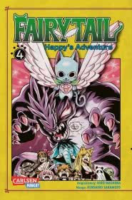 Fairy Tail – Happy's Adventure 4