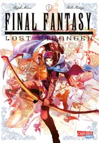 Final Fantasy − Lost Stranger 1