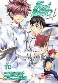 Food Wars - Shokugeki No Soma 10
