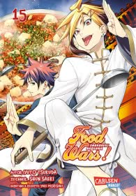 Food Wars - Shokugeki No Soma 15