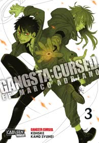 Gangsta:Cursed. - EP_Marco Adriano 3