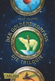 His Dark Materials: Der Goldene Kompass – Band 1-3 der Fantasy-Serie im Sammelband