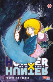 Hunter X Hunter 33 – Neuedition