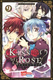 Kiss of Rose Princess 9