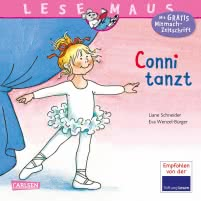 LESEMAUS 57: Conni tanzt