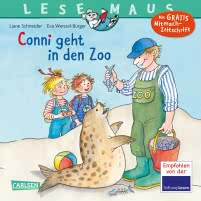 LESEMAUS 59: Conni geht in den Zoo