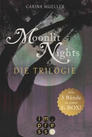 Moonlit Nights: Alle drei Bände in einer E-Box!