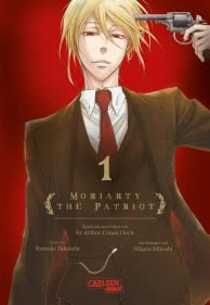 Moriarty the Patriot 1