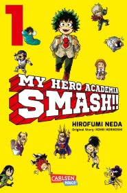 My Hero Academia Smash 1