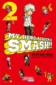 My Hero Academia Smash 2