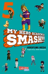 My Hero Academia Smash 5